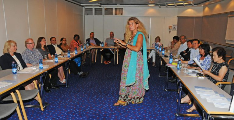 Diversity and multicultural ambassadors tour to Norway with Lene Gammelgaard