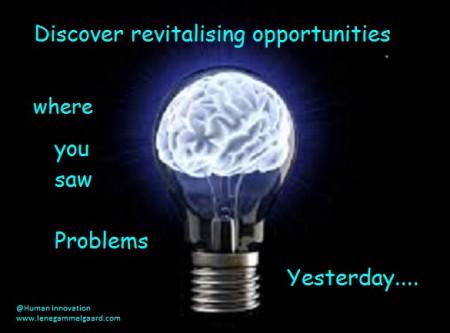 Hjerne - Discover new opportunites