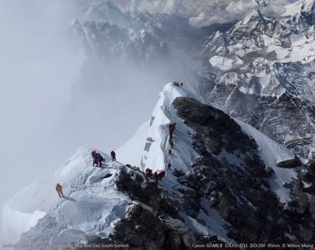 Tycho Brahe Summit Ridge