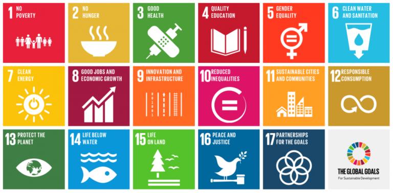 Lene Gammelgaard er dedikeret til at udvikle missioner i overensstemmelse med de 17 2030 verdensmål