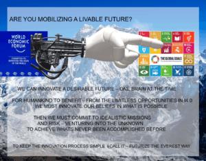 Innover bæredygtig forretningsstrategi og skab eksistensberettigelse